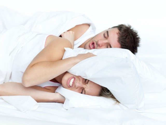 Solution to Snoring